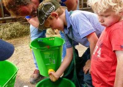 Spiel und Spaß für Groß und Klein auf dem TIggeshof. Der Bio-, Lern- und Erlebnisbauernhof im Sauerland.