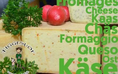 Jetzt neu: Käse vom Tiggeshof