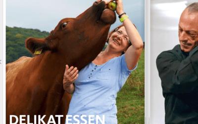 Tiggeshof auch im WDR Magazin – Land & Lecker