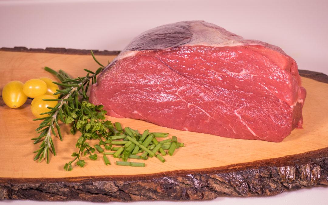 Frisches Bio-Rindfleisch jetzt online vorbestellen – Abholung am 13. März 2019