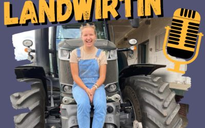JUNG & LANDWIRTIN: Unsere Mariekatrin im Podcast